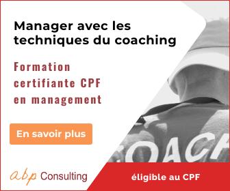 manager avec les techniques du coaching CPF
